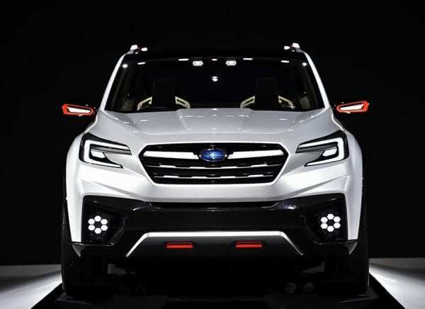 54 A Subaru Forester 2020 Release Date Overview