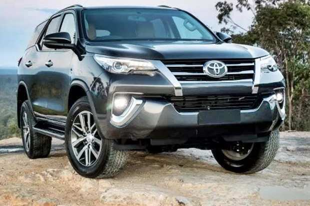 54 A Toyota Fortuner Facelift 2020 India Research New