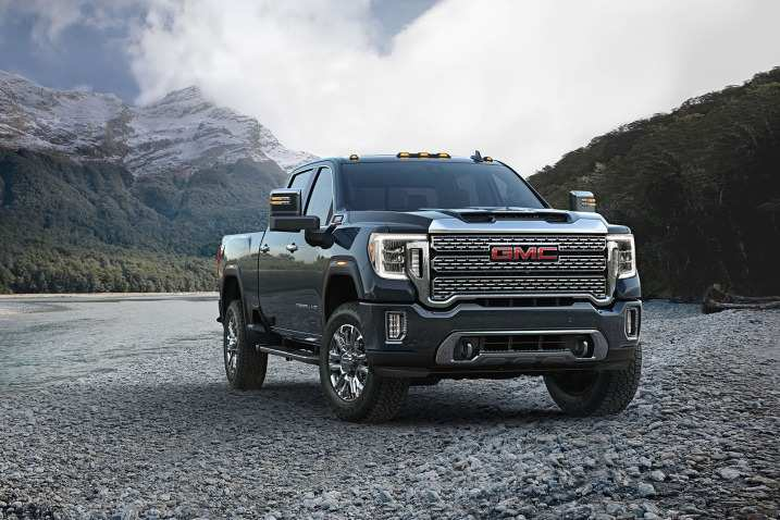 54 A What Does The 2020 Gmc 2500 Look Like Rumors