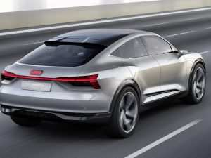2019 Audi Electric Car