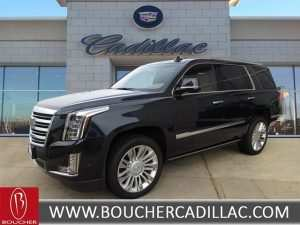 54 All New 2019 Cadillac Escalade Platinum Research New