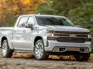 54 All New 2019 Chevrolet Silverado 1500 Review Model