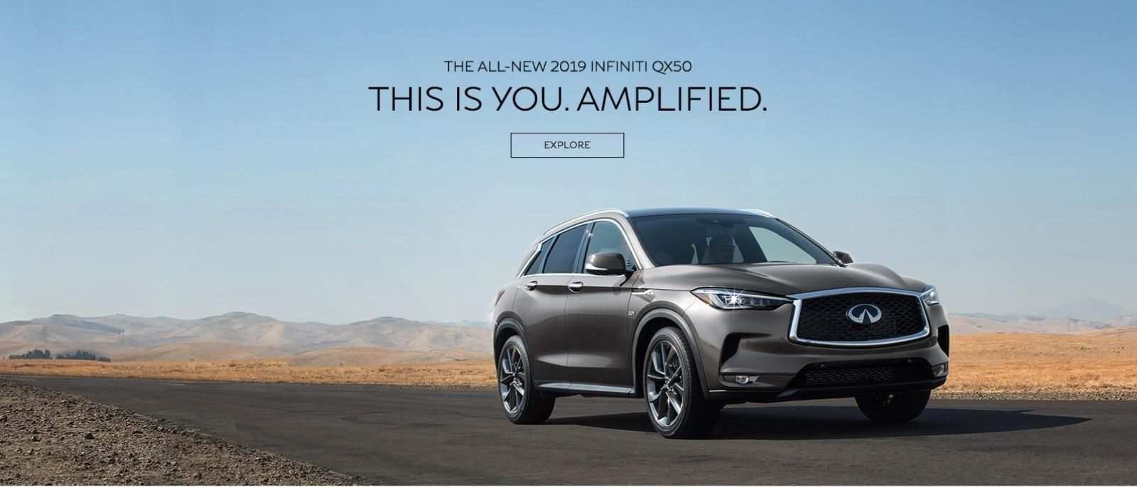 54 All New 2019 Infiniti Commercial Images