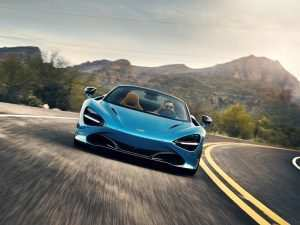 54 All New 2019 Mclaren 720S Spider Specs and Review