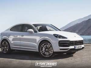 54 All New 2019 Porsche Cayenne Turbo Review Model
