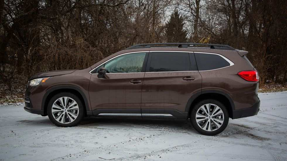 54 All New 2019 Subaru Ascent News Specs And Review