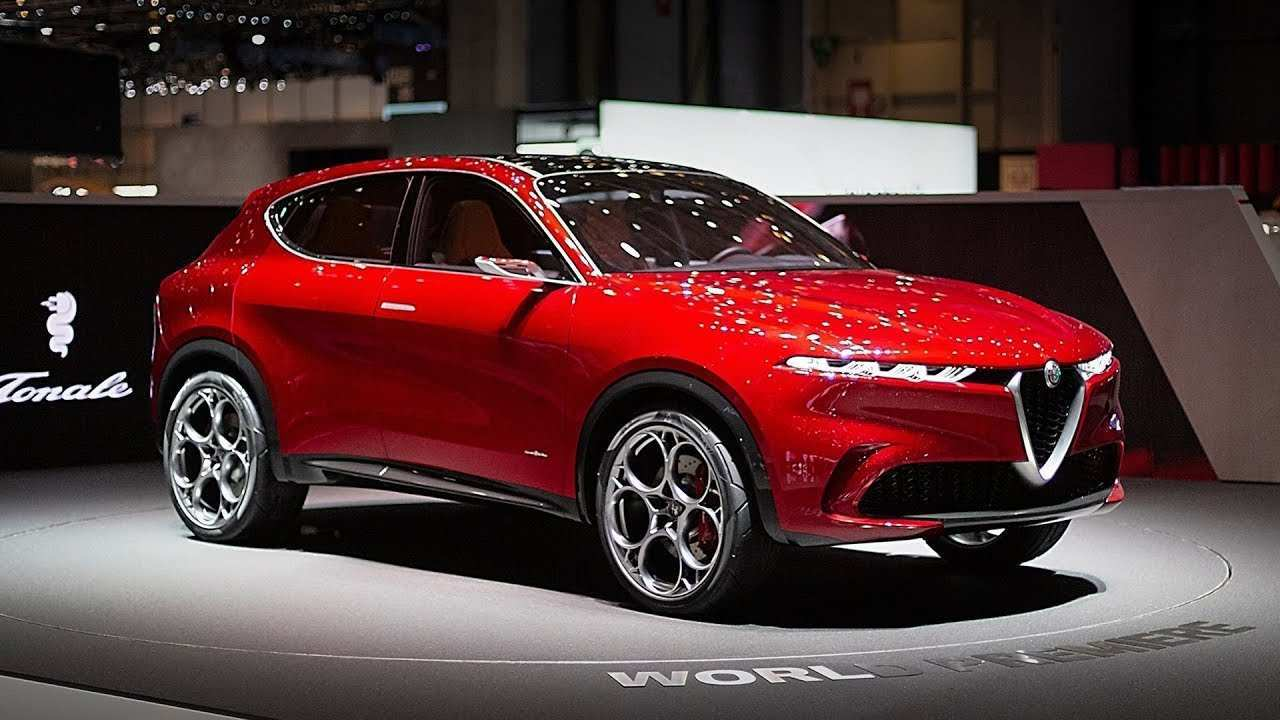 54 All New 2020 Alfa Romeo Models Performance And New Engine