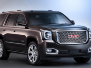 54 All New 2020 Gmc Yukon Concept Interior