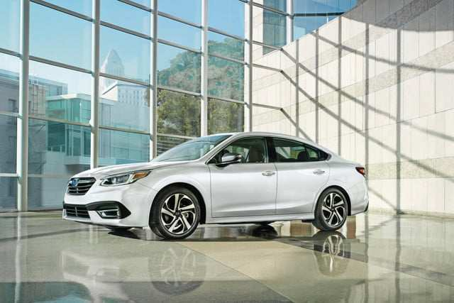 54 All New 2020 Subaru Legacy Engine Pictures
