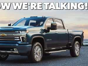 54 All New Chevrolet New Trucks 2020 Rumors