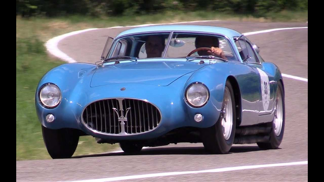 54 All New Maserati A6Gcs 2019 Model