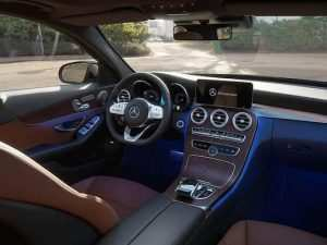 54 All New Mercedes C 2019 Interior First Drive