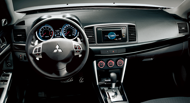 54 All New Mitsubishi Lancer Ex 2020 Interior