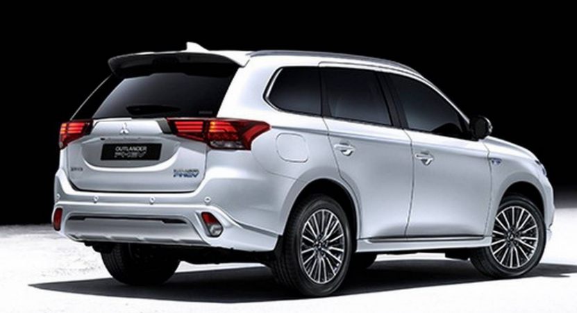 54 All New Mitsubishi Outlander Gt 2020 Price