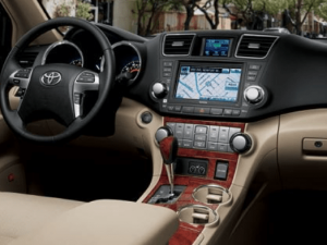 54 All New Toyota Kluger 2020 Interior Reviews