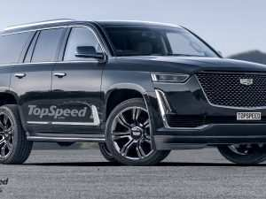 54 All New What Will The 2020 Cadillac Escalade Look Like First Drive