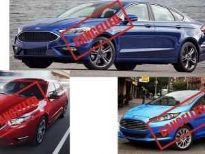 54 Best Ford Sedans 2020 Price and Release date