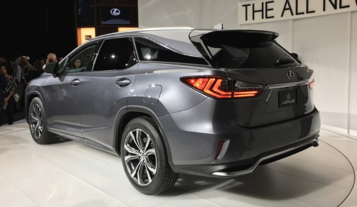 54 Best Lexus Rx 350 Redesign 2020 Model