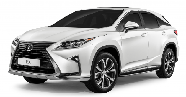 54 Best Rx300 Lexus 2019 Concept And Review