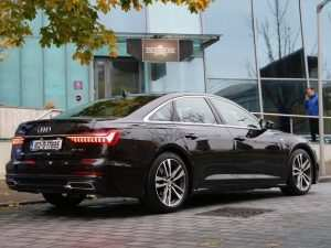 54 New 2019 Audi A6 Specs Redesign
