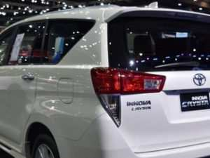 54 New 2019 Toyota Innova Redesign and Review