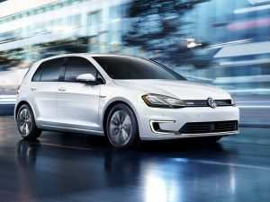 54 New 2019 Vw E Golf New Review