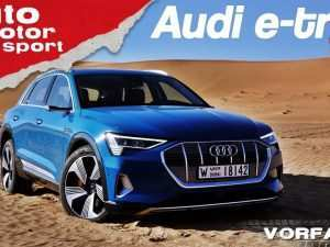 54 New Audi Vorsprung 2020 New Model and Performance