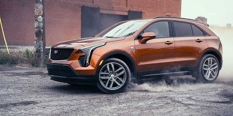 54 New Cadillac Xt4 2020 Release Date And Concept