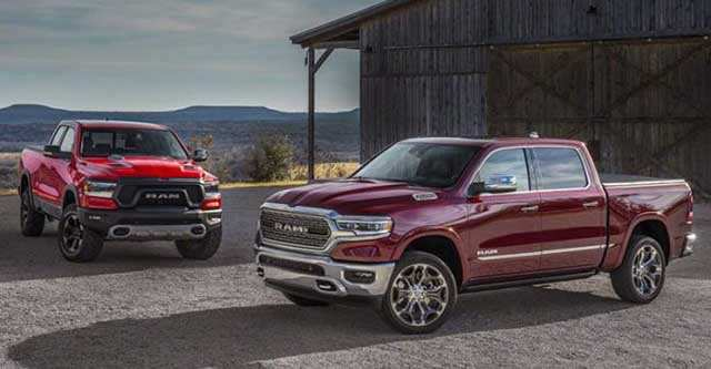 54 New Dodge Pickup 2020 Price And Review