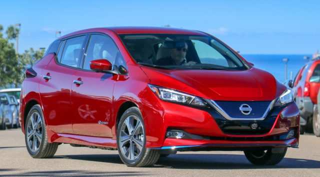 54 New Nissan Leaf 2019 Review Price And Release Date