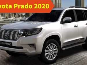 54 New Toyota Prado 2020 Spy Shots Speed Test