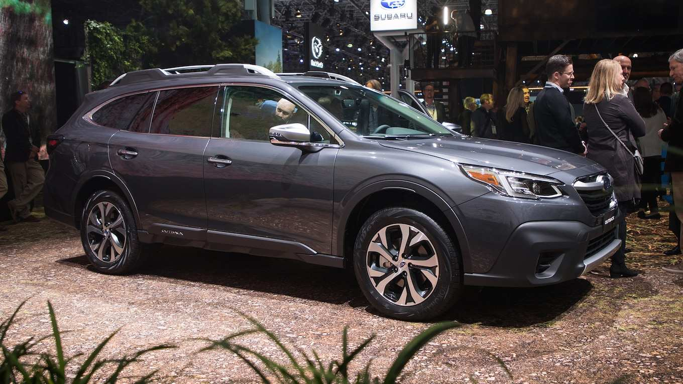 54 New When Does The 2020 Subaru Outback Go On Sale Redesign And Review