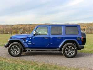 54 The 2019 Jeep Wrangler Diesel Review Release Date and Concept
