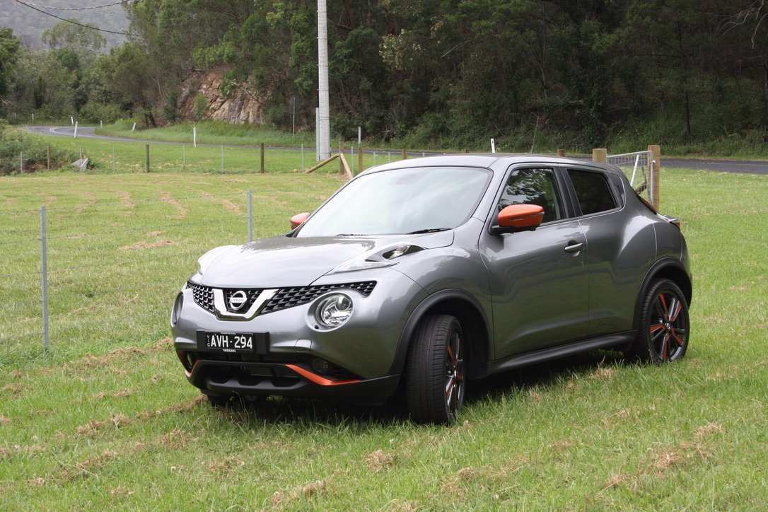 54 The 2019 Nissan Juke Review Specs