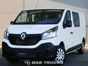 54 The 2019 Renault Trafic Pricing