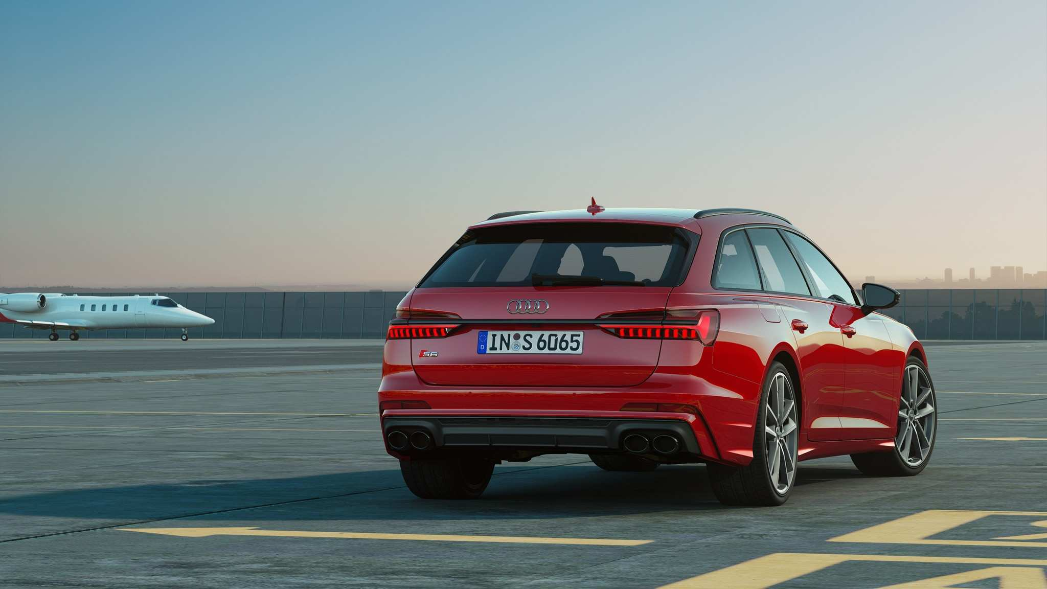 54 The 2020 Audi S6 Pictures