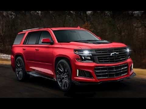 54 The 2020 Chevrolet Tahoe Redesign Review
