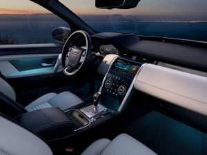54 The 2020 Land Rover Discovery Sport Release Date