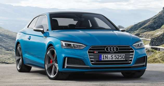 54 The Audi S5 2020 Images