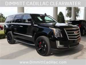 54 The Best 2019 Cadillac Escalade Price New Model and Performance