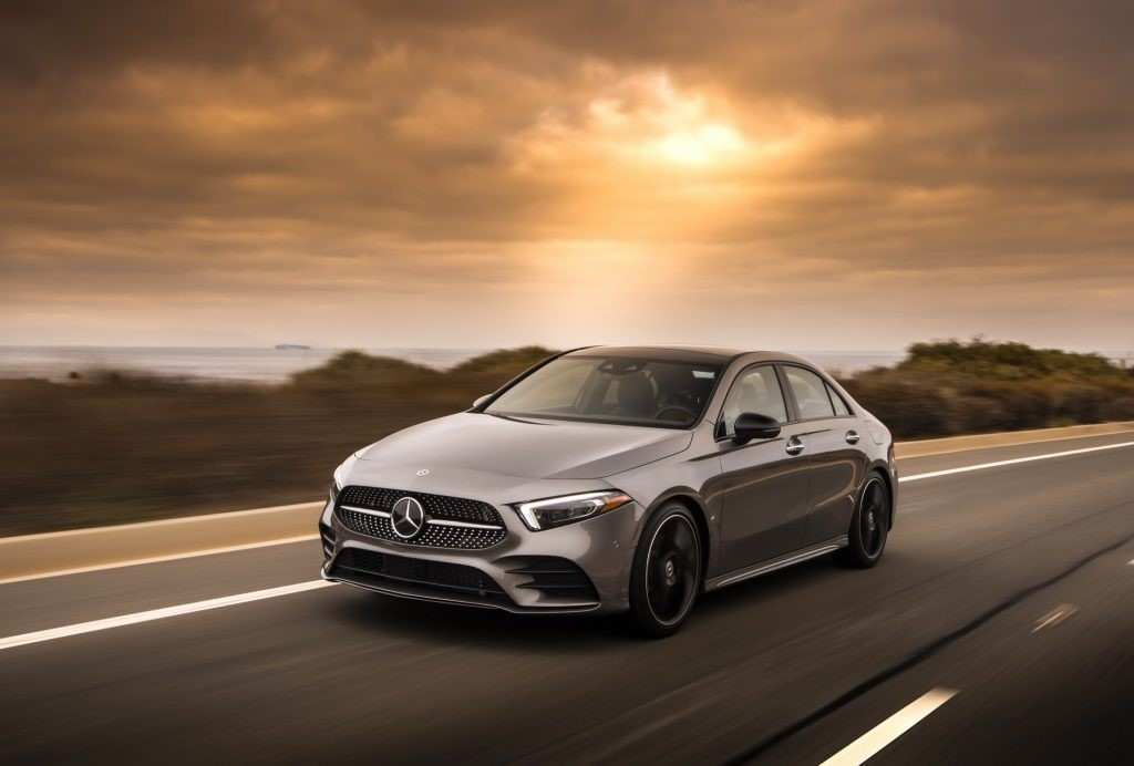 54 The Best 2019 Mercedes A Class Usa Picture