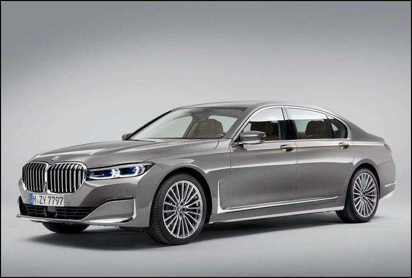 54 The Best 2020 BMW 760Li Lwb Pictures