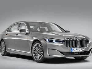 54 The Best 2020 BMW 760Li Lwb Price and Release date