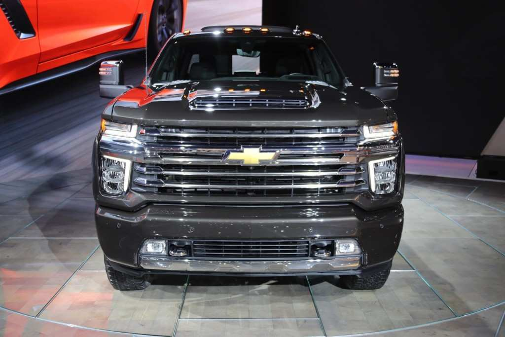 54 The Best 2020 Chevrolet Silverado 2500Hd High Country Pictures