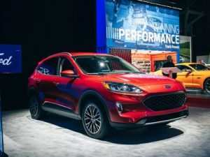 54 The Best 2020 Ford Car Lineup Rumors