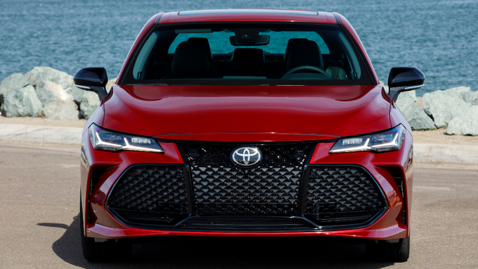 54 The Best 2020 Toyota Avalon Price Design And Review