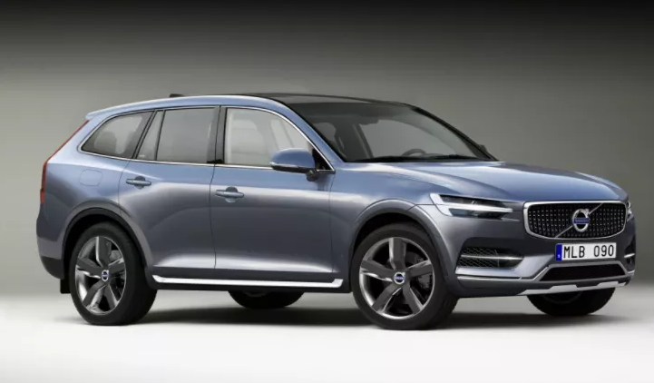 54 The Best All New Volvo Xc90 2020 Release Date And Concept