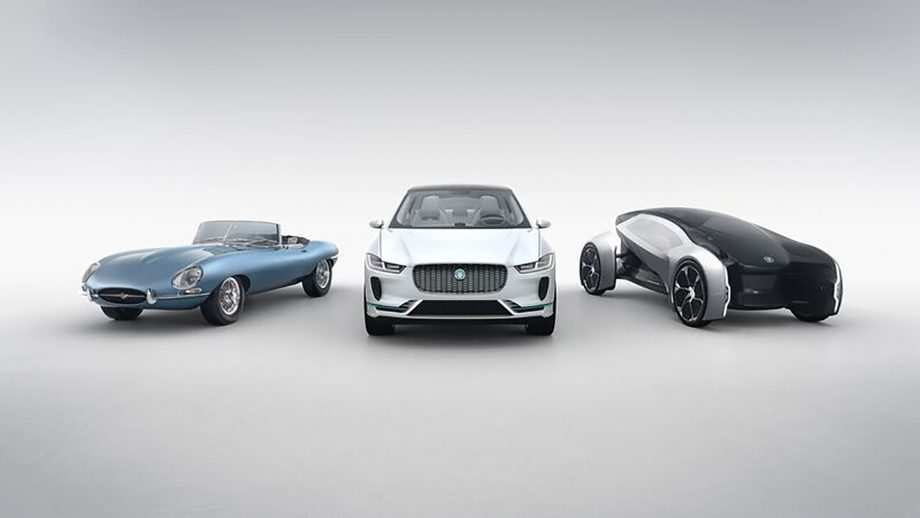 54 The Best Jaguar All Electric By 2020 Review And Release Date