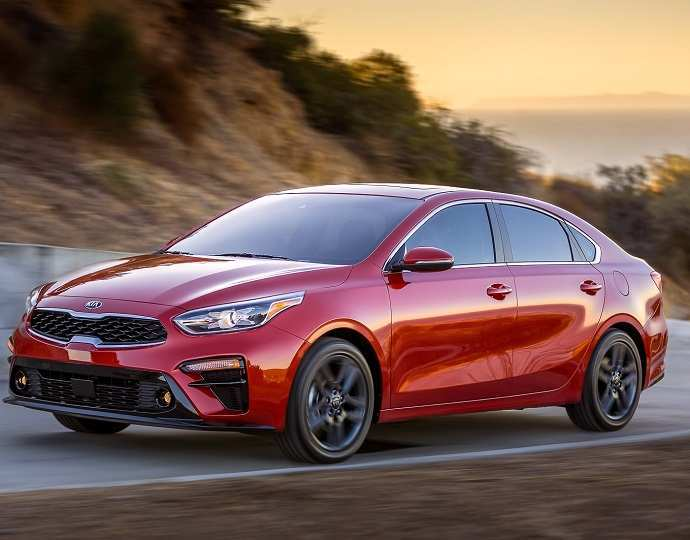 54 The Best Kia Mexico Forte 2019 Price And Review