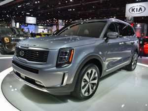 Kia New Suv 2020 Price